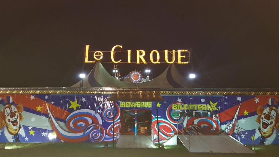 Resultado de imagem para le cirque 2017 historia
