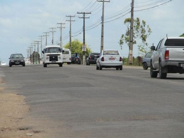 Avenida será duplicada pelo Governo do Estado.