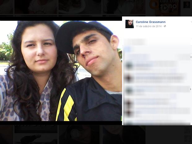 Caroline Fernanda Grassmann Martins e Luiz Carlos Silva morreram na BR-277.