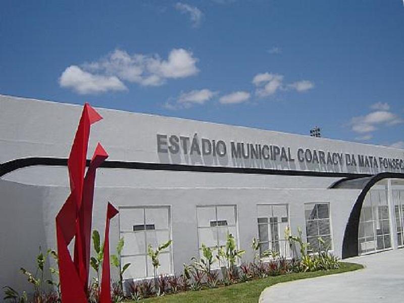 Resultado de imagem para ESTÁDIO MUNICIPAL DE ARAPIRACA