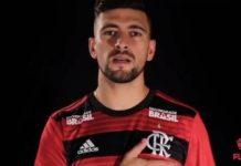 De Arrascaeta será apresentado oficialmente no Flamengo na tarde desta  segunda 04c8e55a040bd