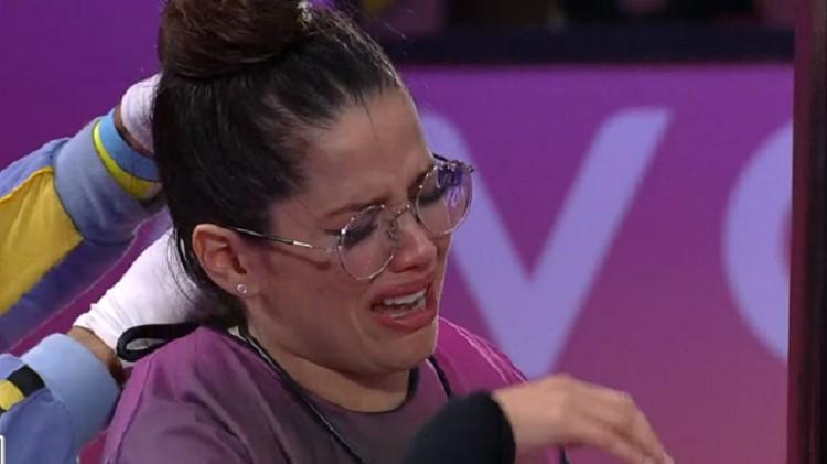 BBB 21: Juliette desiste de prova após seis horas - Reprodução/Globoplay - Reprodução/Globoplay