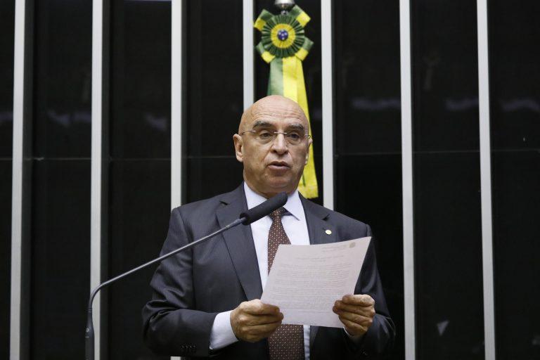 Entrega da Medalha Mérito Legislativo Câmara dos Deputados. Dep. Mário Heringer (PDT - MG)
