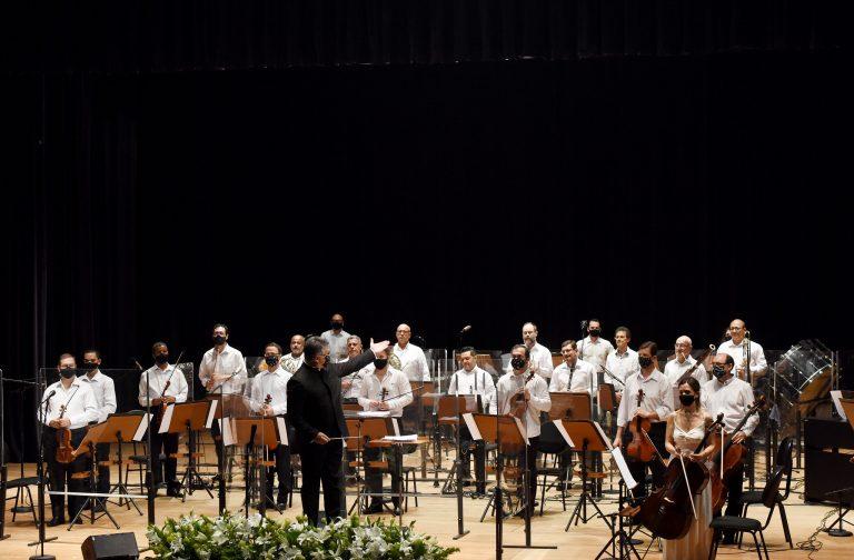 Cultura - música - músicos - instrumentos musicais - arte - concerto de Natal da Orquestra Sinfônica Municipal de Campinas