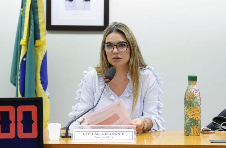 Dep. Paula Belmonte (CIDADANIA - DF)