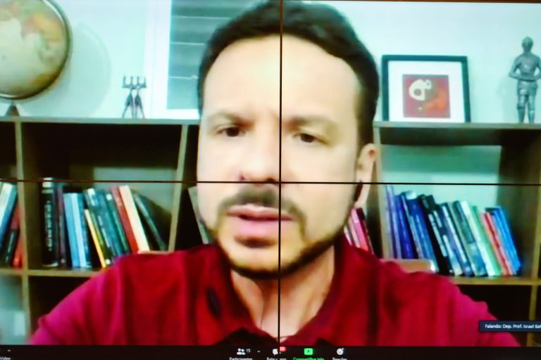 Dep. Professor Israel Batista (PV - DF)