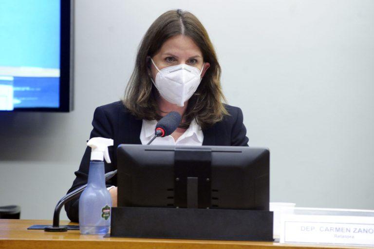 Audiência Pública - A Situação da Central de Distribuição do Kit Intubação. Dep. Carmen Zanotto(CIDADANIA - SC)
